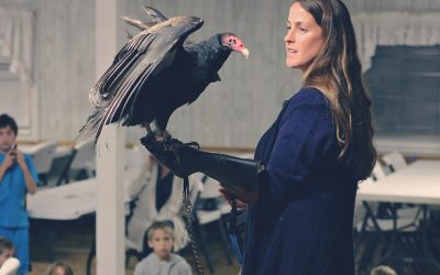 """Free Lecture """"Vultures: The Private Life of an Unloved Bird"""" on June 14"""