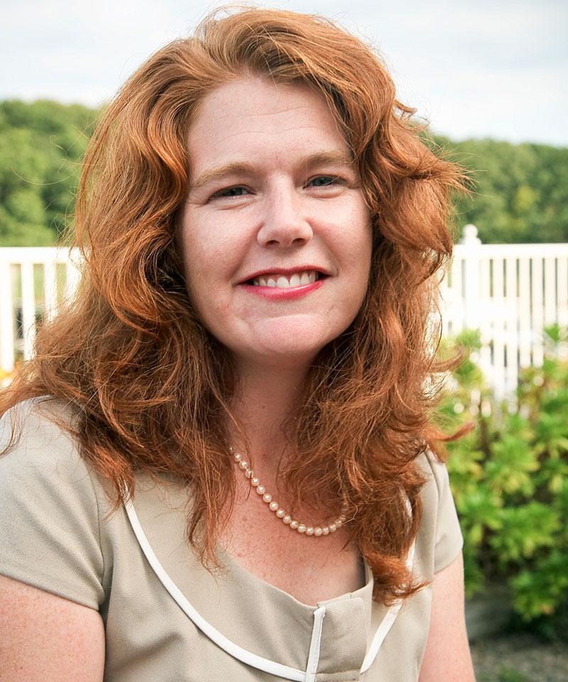 Suzanne Cahill