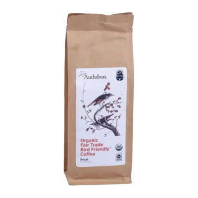 Audubon Coffee Decaf