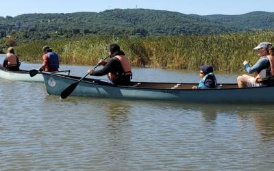 Constitution Marsh Guided Canoe Trip